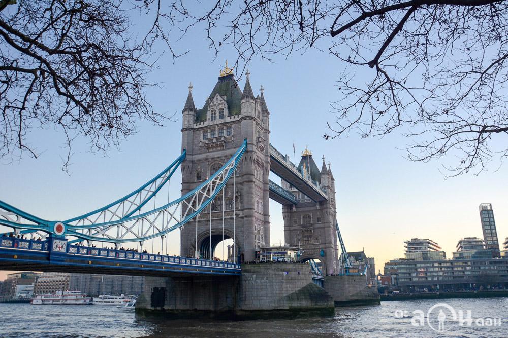 ตะลอนลอนดอน