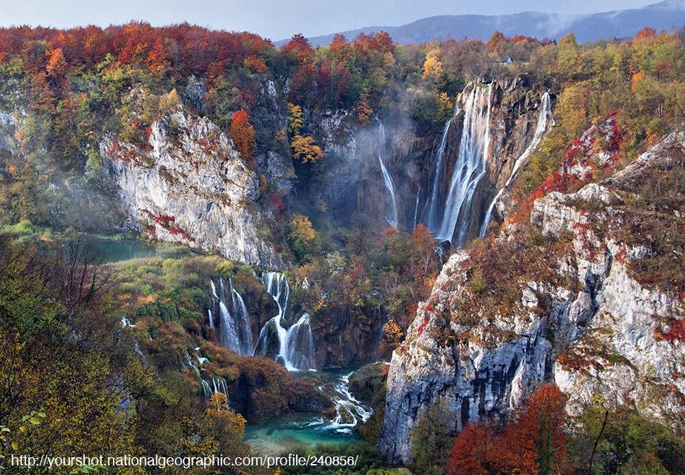 Fall croatia