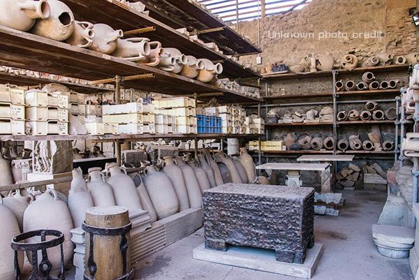 Pompei ruin 2